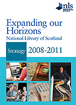 2008 National Library of Scotland strategy cover