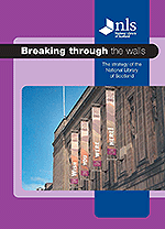 2004 National Library of Scotland strategy cover