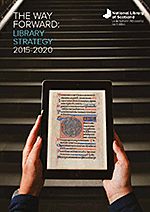 2015 National Library of Scotland strategy cover