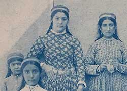 Group of women and girls