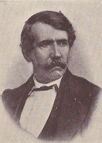 Portrait of David Livingstone